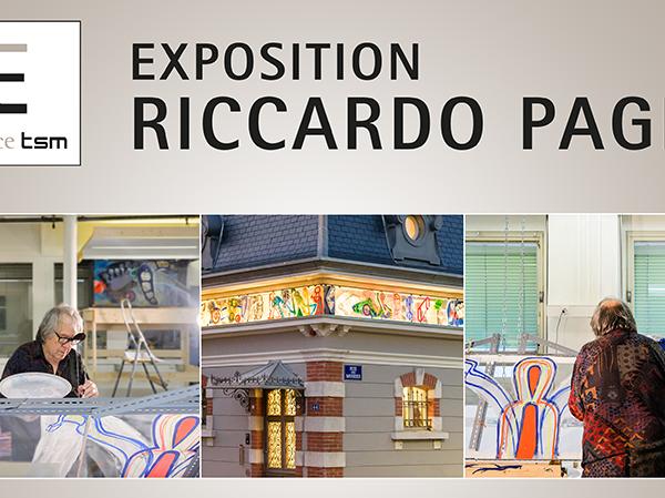 Exposition Riccardo Pagni