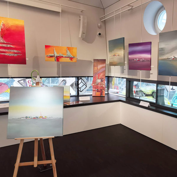 Exposition Horizons multiples - Jeanwehr